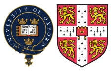 Oxford + Cambridge